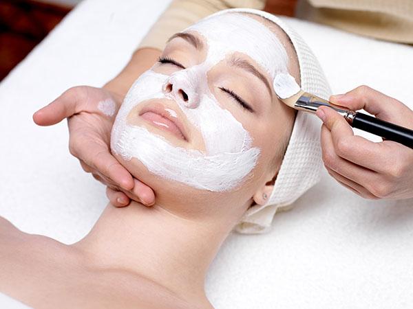 Limpieza de cutis - Mascara Facial